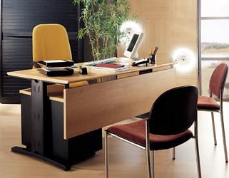 fenghui en la oficina