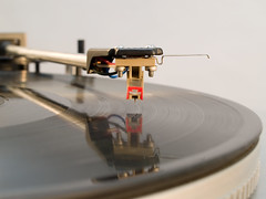 turntable stylus (Maxim Tupikov) Tags: music house club night drive moving mix dj vinyl plate player turntable entertainment sound spinning record techno stylus groove rest fade electronic scratch discotheque vector hifi