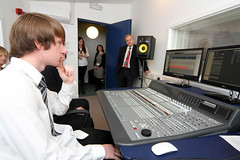 South Ayrshire Councillors open new recording studio at Prestwick Academy (Elite Ayrshire Business Circle) Tags: school studio scotland academy recording prestwick moonie ayrshire toner councillors eliteayrshirebusinesscircle southayrshirecouncil normangeddes arplarchitectsltd prestwickacademy gordonfleming margarettoner frazercooganscommercialsolicitors helenmoonie