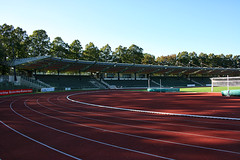 Jahnstadion (bjoern.a) Tags: stadion gttingen goettingen jahnstadion tribne