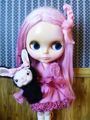 Alena and her Bunni!