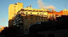 Calle María de Molina. Madrid (Carlos Viñas-Valle) Tags: madrid casas calles mariamolina