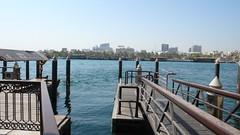 Dubai (Nevica) Tags: wood marina dock dubai waterfront wharf ih
