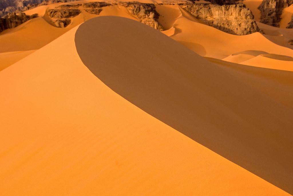 Поющие пески Сахары