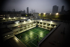 School Fair (Brando.H) Tags: school man night tin george king clocktower hong kong v ho quads kgv