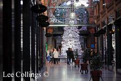 Victoria Quarter - Leeds (Lee Collings Photography) Tags: christmas shopping festive leeds christmastree xmastree westyorkshire baubles mirrorballs christmasshopping victoriaquarter shoppingarcade festiveseason silverchristmastree leedscitycentre shoppinginleeds shopp