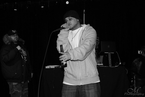 D.O.S Release Party @ Public Assembly