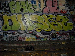 QUeens graffiti (CROOK718) Tags: graffiti acc track side over queens sic onske