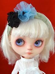 Vanille (custom Blythe #6) sold