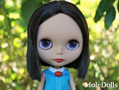 Blythe Custom #47 by MoleDolls