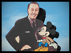 Happy Birthday Walt! (C. Evans) Tags: birthday orlando florida disney mickey disneyworld mickeymouse waltdisneyworld waltdisney onemansdream hollywoodstudios waltereliasdisney mickeyavenue