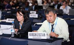 WCIT 2012 - Kyrgyz Republic
