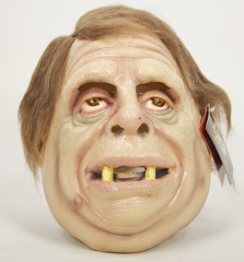 TOT Cousin Eerie Mask 01 (toyranch) Tags: justin halloween mask or famous monsters treat trick studios mabry filmland