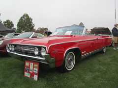 Oldsmobile 98 Convertible - 1964 (MR38) Tags: convertible 98 1964 oldsmobile ocar