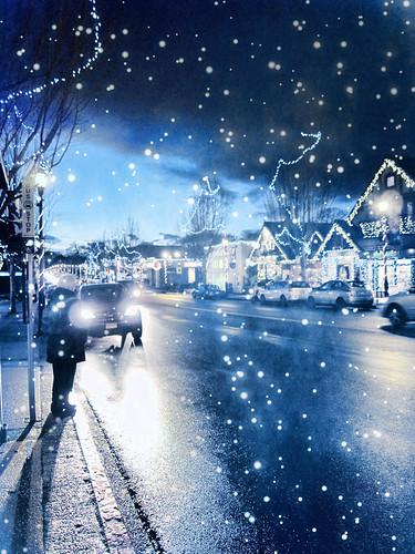 An Oak Bay Christmas
