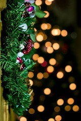 Bokeh'in around the Pagan Wreath ! (Rusty Marvin (Going around the pole)) Tags: canon eos bokeh wreath helios dec20 d7 42mm helios442 scdec scdec20