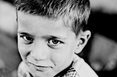 B&W (Samir Jabarov) Tags: bw blackwhite nikon child bokeh azerbaijan nikkor childphotography childseyes nikkor50mmf18g nikond5100