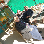 "Tea with Nurullah and Mehmet <a style=""margin-left:10px; font-size:0.8em;"" href=""http://www.flickr.com/photos/59134591@N00/8272848360/"" target=""_blank"">@flickr</a>"
