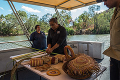 Katherine Gorge cultural boat trip