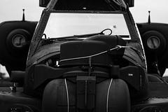 Boeing AH-64 Apache. (h3xagon) Tags: kiel kieler woche apache boeing hubschrauber kampfhubschrauber militr marine britisch england britannien ah64 schwarz weiss weis schwarzweiss schwarzweis bw week helicopter attack military british britain navy black white