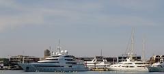 Pegaso super yatch ( 73m 2059 Tonnes & 6m) Valencia Marina - Port  (Canon PowerShot G1X) (1 of 1) (markdbaynham) Tags: valencia valencian port marina spain spainish espana es espanol city urban metropolis canon canonties powershot g1x pegaso yatch boat ship