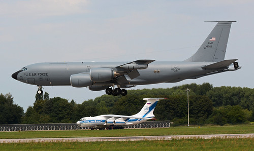 USAF Boeing KC-135-R 63-8025