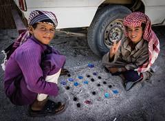 Beduins play. (darijan.mihajlovic) Tags: sahara bedouincamp bedouin