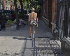 Man on hot day (GTorres5) Tags: street hot new york