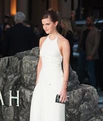 Noah UK Premiere (jfisherjewelry) Tags: film premiere movie cinema redcarpet posed fashion style portrait fulllength whitedress london unitedkingdom gbr