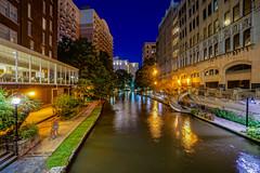 Riverwalk188 (allen ramlow) Tags: city urban long exposure water river riverwalk texas sony a6000 hdr colorful san antonio