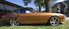 Datsun 240Z - IMG_9499-e (Per Sistens) Tags: cars thamslpet thamslpet13 orkladal veteranbil veteran datsun 240z