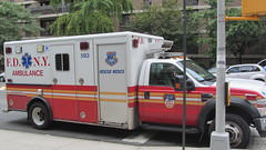 FDNY*EMS  Rescue Medics Bus (5th Pipeman) Tags: fdnyems rescue medic nyc ems fdny nycfd paramedics emts