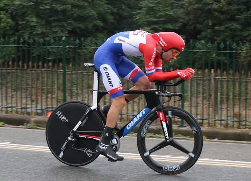 Tom Dumoulin - Tour of Britain 2016
