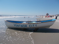 DSCN2398 (7beachbum) Tags: ventnorcity newjersey nj jerseyshore rowboat boat beach sand atlanticocean