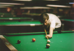 the annex (The_Last_Magnus) Tags: film analog analogue pentax 35mm pool billiards toronto