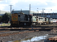 X39-X37-A71-X42-Y142-A79 (damos photos) Tags: dynon stored x39 x37 xclass a71 aclass a79 x42 yclass y142 freightaustralia freightvictoria vline pn 2016