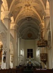 06-IMG_4086 (hemingwayfoto) Tags: altstadt architektur bauwerk dsseldorf gebude innenansicht katholisch kirche kloster religion rheinland standreas