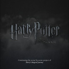 Harry Potter and the Order of the Phoenix – Opening Titles (Vaionaut) Tags: harrypotter legoharrypotter collaboration