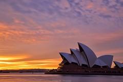 Tranquility (keikoellis) Tags: 241054f icon australia nd longexposure camin6d canon operahouse sydney outdoor landscape borderfx