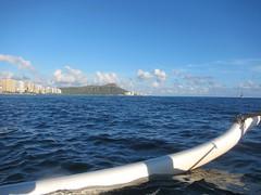 IMG_6813 (nautical2k) Tags: waikikibeachboys paddling outrigger canoe diamondhead honolulu oahu