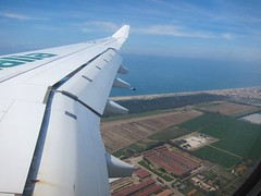 Italy From Above (Joe Shlabotnik) Tags: alitalia italy wing italia march2016 airplane 2016 60225mm
