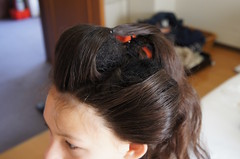 DSC08704 (SALZ Tokyo) Tags: nihongami 日本髪 japanesehair