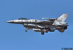 POLISH AIR FORCE. F-16 (Rodrigo Tran Corts) Tags: tiger tigermeet zaragoza f16 spotting