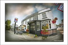 FISHEYE  9 (Derek Hyamson (5 Million views)) Tags: hdr fisheye royalstandard westderby liverpool samyang 8mm