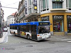 Camo Camus (Mercedes O405 N) - STCP 1704 (Pi Eye) Tags: bus autobus porto stcp camo camus marcedes o405 o405n
