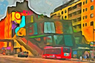 Hornstull, Stockholm (Explore 08.09.2016)
