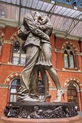 (sharpbynature) Tags: bruges brugge stpancras statue station