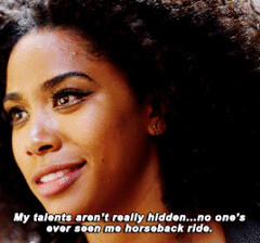 "sourcedumal: darlenealdersons: Herizen Guardiola for Teen Vogue: Young Hollywood 2016 ""I was raised on magic and action and going to the Renaissance fair. I'd love to act in movies where I'm wielding a sword."" PUT HER IN FANTASY MOVIES NOW YES (medievalpoc) Tags: gif gifset acting herizen guardiola medieval reactions seizure warning renaissance fair"