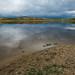 Lago Khedee e seu reflexo perfeito