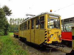 Tram type 4N, #37, Tramwaje lskie (transport131) Tags: tram tramwaj t bdzin kzk gop 4n
